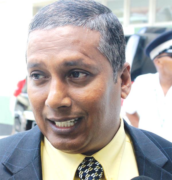 Guy Joseph, Member of Parliament for Castries South East