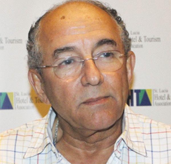 Tax consultant, Richard Peterkin. [Photo: Stan Bishop]