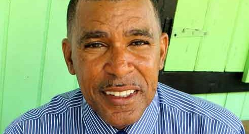 POLITICAL Leader of the Lucian People's Movement (LPM), Therold Prudent