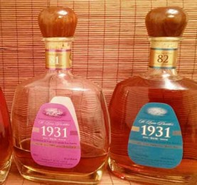 St. Lucia Distillers 1931 line of products.