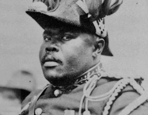 marcus garvey black nationalist leader by mary lawler the life and achievements of marcus garvery