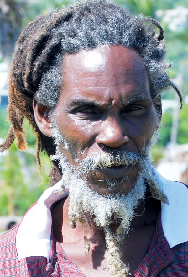 Henry 'Jah D' Pierre (Photo: Anthony De Beauville)