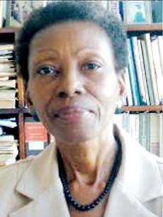 Human Rights activist attorney Mary Francis
