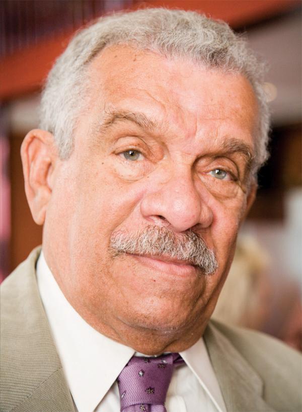 Nobel Literature Laureate Derek Walcott