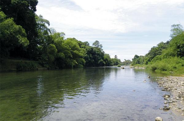 Layou River, Dominica