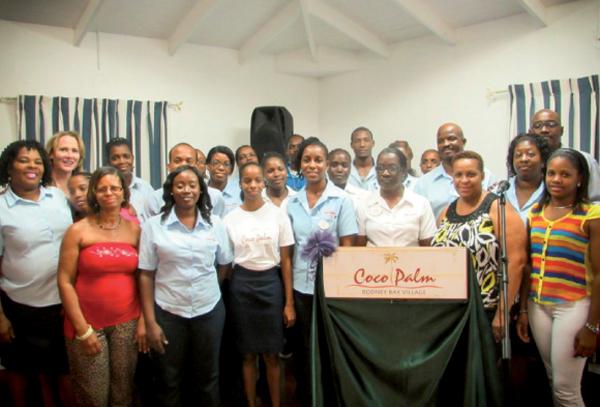 Coco Palm's Award winners