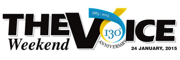 The Voice Anniversary Logo