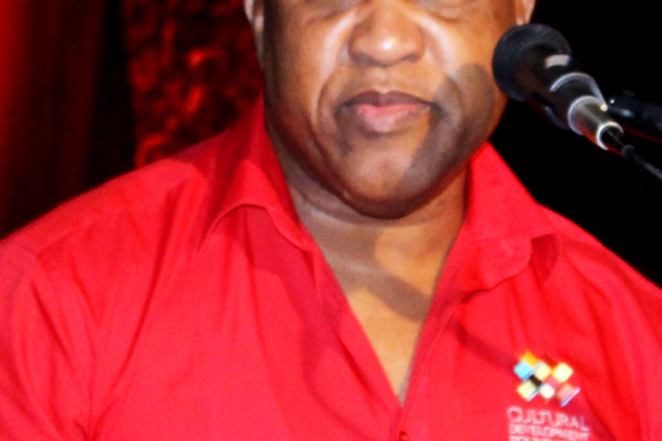 img: CDF's Chairman, Petrus Compton