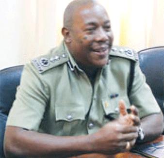 Deputy Commissioner Errol Alexander