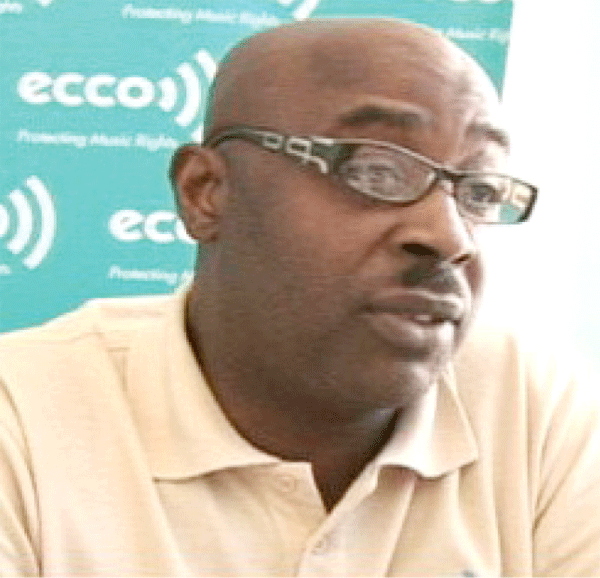 ECCO General manager Steve Etienne