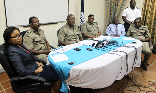 Gazetted officers are executive, managerial and supervisory ranked members of the Force.