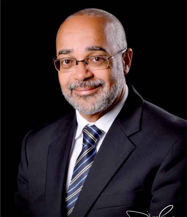 Dr Didacus Jules, Director General of the OECS