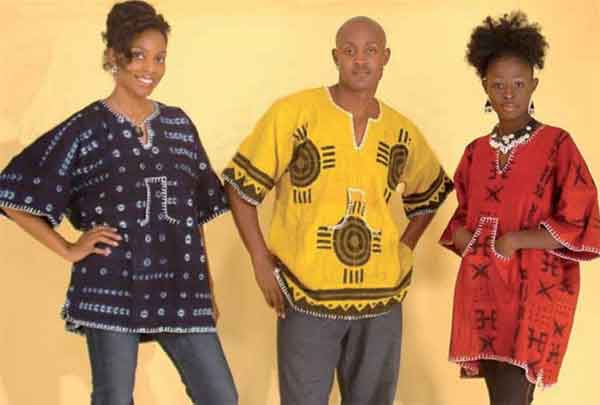 African day dress