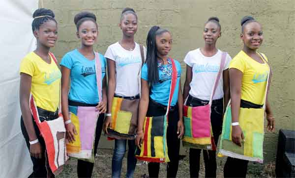 Eduval Pageant contestants.