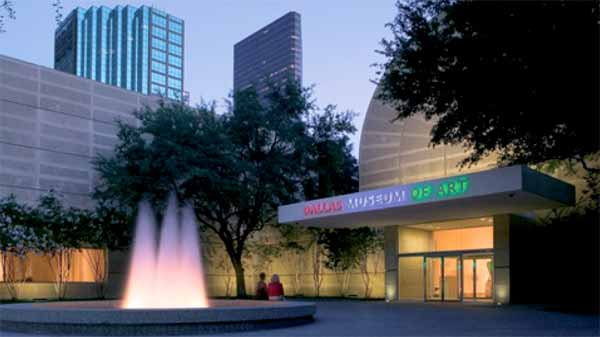 The Dallas Museum of Art will serve as the venue for the inaugural IAU commencement Ceremony on May 22.