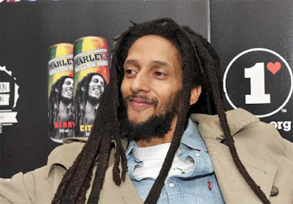 Image of Julian Marley