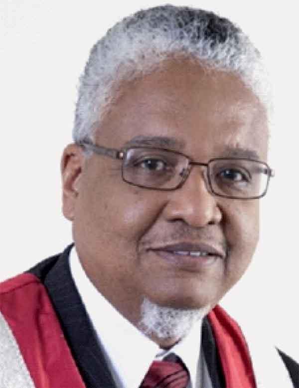 Vice - Chancellor Emeritus, E. Nigel Harris
