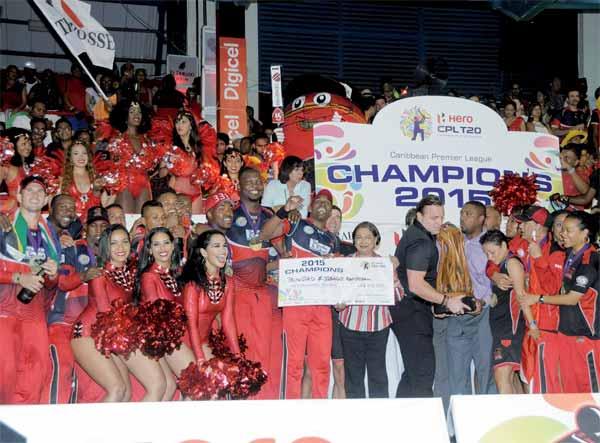 The Champion's Entourage