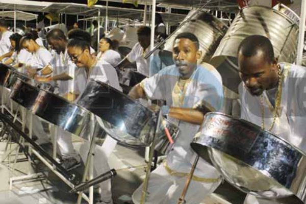 Pantime Steel Orchestra