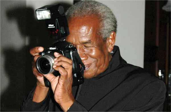 The late photographer Francis Tobias