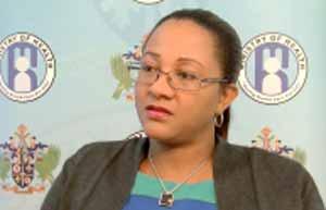 Dr. Sharon Belmar-George