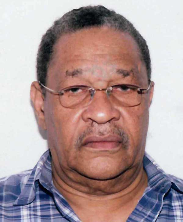 Integrity Commission Chairman Winston Taylor