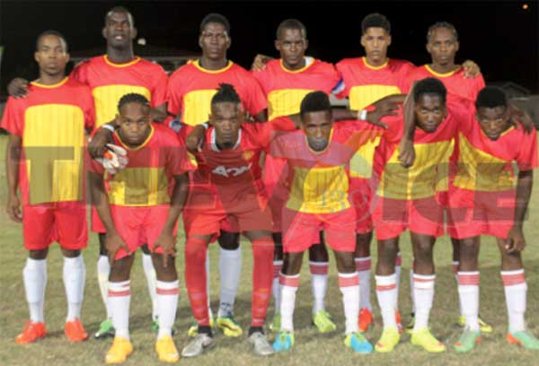 Soufriere... involved in highest scoring match. (PHOTO: Anthony De Beauville)