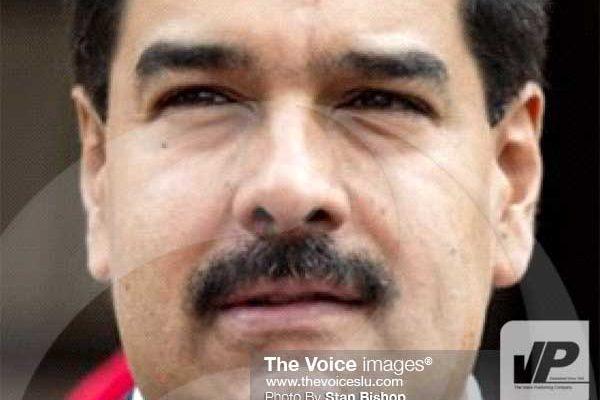 Image of Venezuelan President, Nicolas Maduro