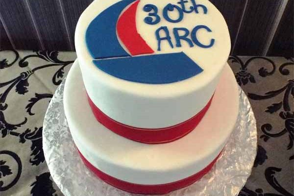 Image: A cake to celebrate ARC 30