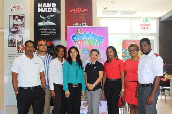Image: Sponsors at the launch