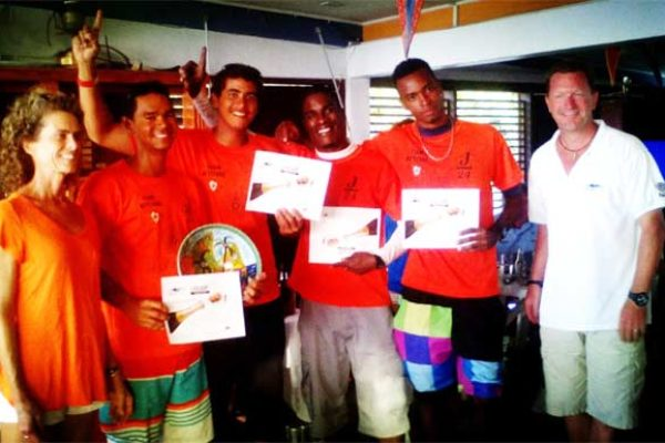Image: Attitude crew 2015 Mango Bowl Winners. (PHOTO: JSLYC))