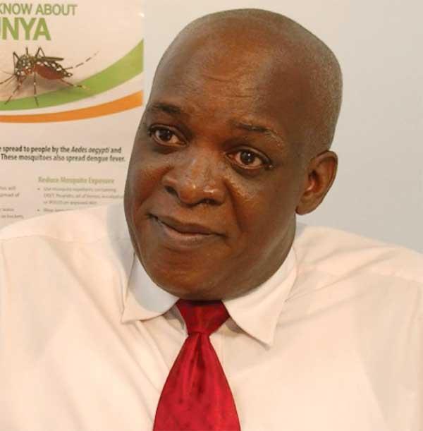 Image of National Epidemiologist, Nahum Jn Baptiste