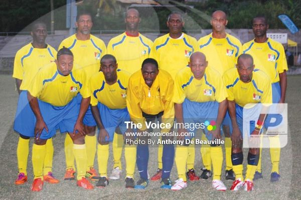 Image: Defending Champions Caricom Masters (Photo By Anthony De Beauville)