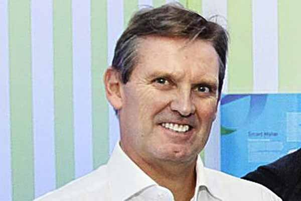 Image of Phil Bentley, Chief Executive of CWC