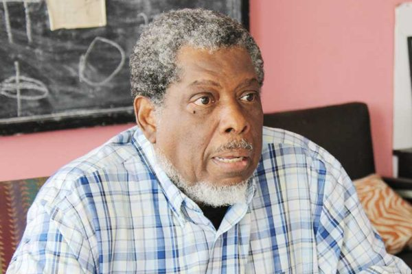 Image of Former General Manager of Radio St. Lucia, Winston Springer [PHOTO: PhotoMike]