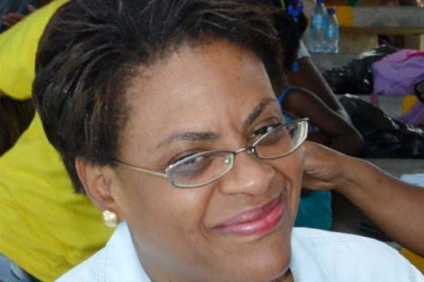 Image of SLASA President Carol Mangal
