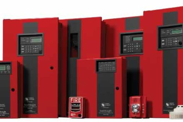 Image: Honeywell security equipment used by IBS