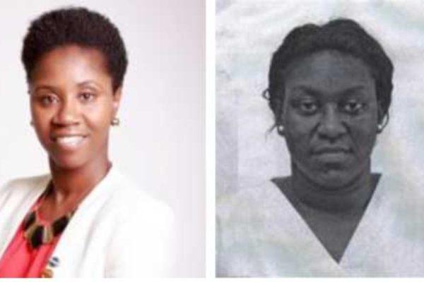 Image: Yvonne Edwin [Left] Dalia Phillip [Right]