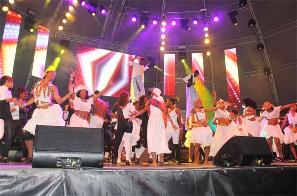 Image: St. Lucia Jazz - the biggest party in the Caribbean.