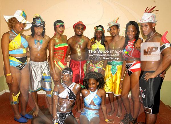 img:Phenotixx Carnival Band looking, well, phenomenal.