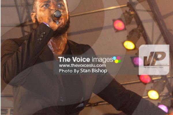 img:Sedale performing at last year's Groovy Soca Monarch. [PHOTO: Stan Bishop]