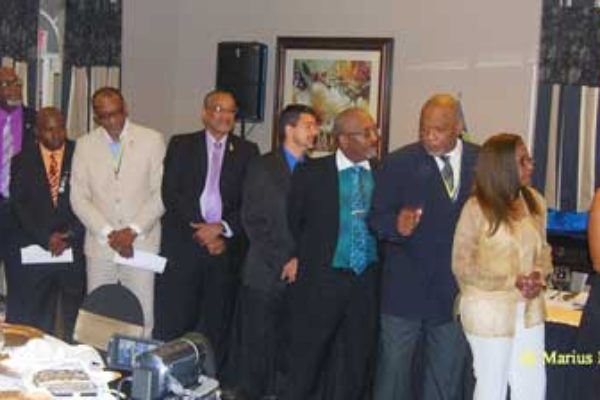 img:The new Rotary Club of St. Lucia Executive