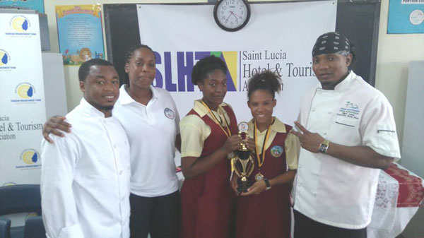 img: 2nd place winner Soufriere Comprehensive