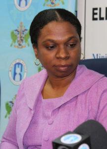 Image of Chief medical Officer, Merlene Fredericks