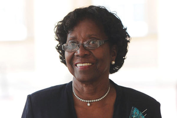 IMG: GOVERNOR-General Dame Pearlette Louisy