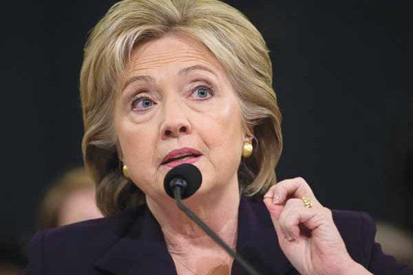 Image of Hillary Clinton