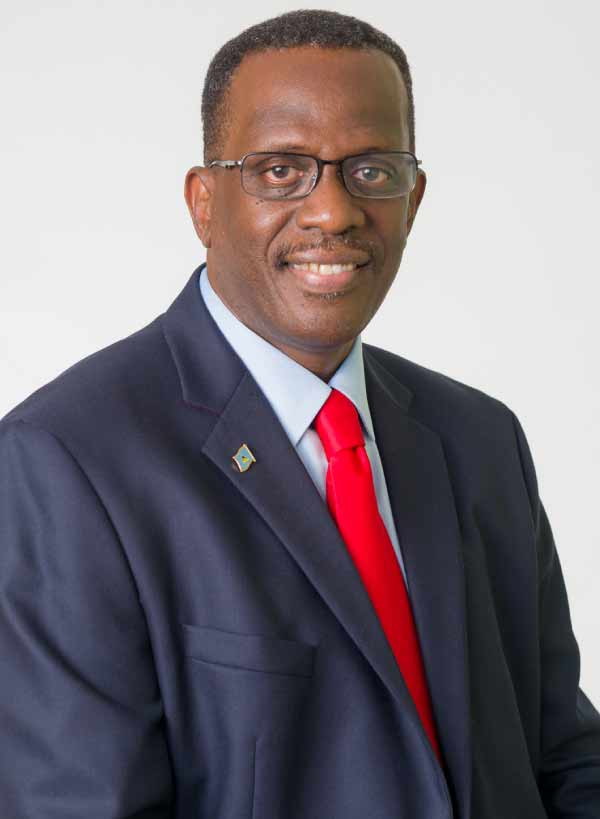 Image of Opposition Leader, Phillip J. Pierre