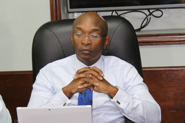 Image of Mc Hale Andrew, CEO of Invest St. Lucia