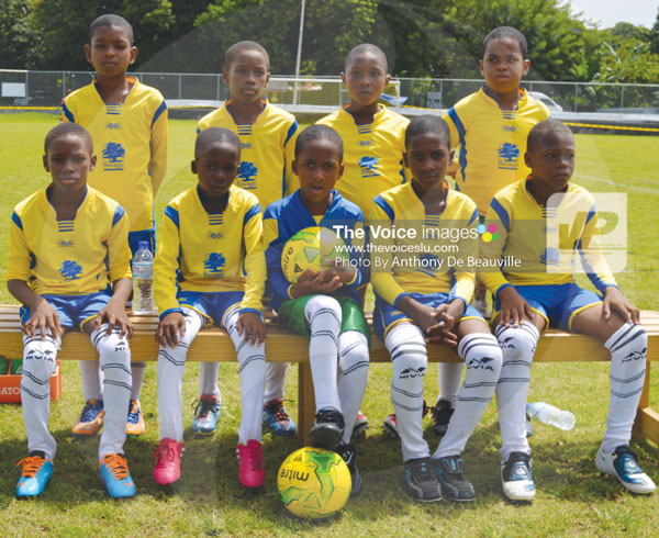 img: GMC Under-10s (Photo: Anthony De Beauville)