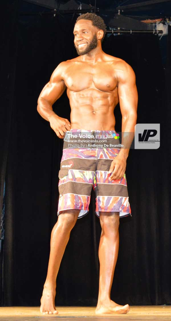 Image: Physique Tall champion, ZimranLeon  (Photo Anthony De Beauville)